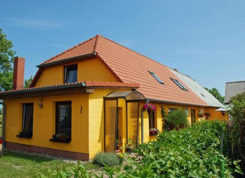 Ferienwohnungen in Lipsitz auf Rue, Vorpommern-Rügen