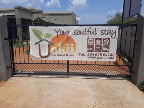 Uakii Eco-Guest House, Gobabis