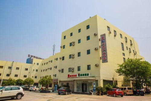Motel-Suzhou North High-Speed Railway Station Cailian Square, Suzhou