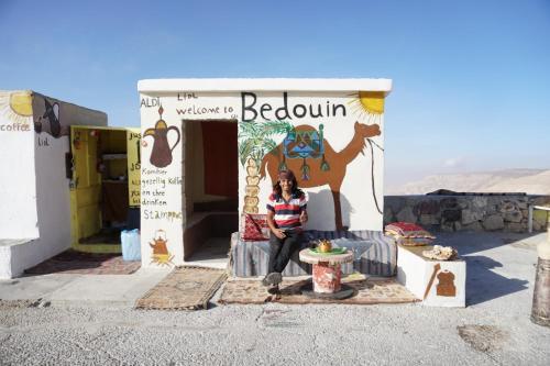 كوخ وادي الموج, Dhiban