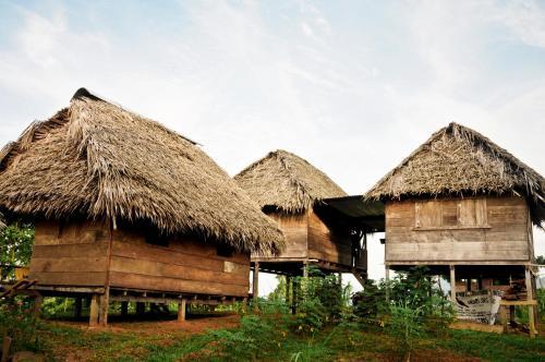 Urari - ecolodge, Kankintú