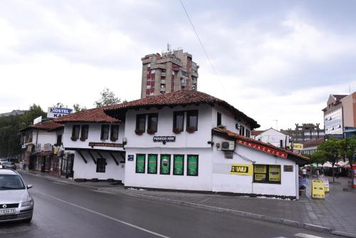 Amir-Agin Han, Novi Pazar