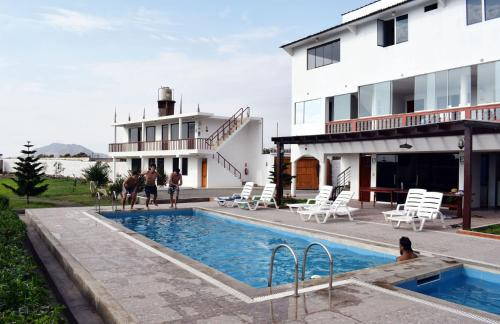 Hotel Descanso del Rey, Cañete
