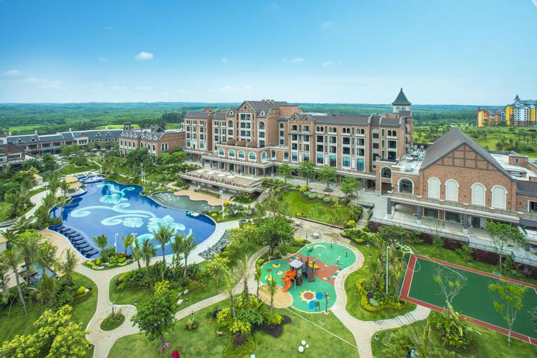 Country garden wave bay phoenix hotel, Hainan