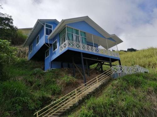 B-Inspired Mountain Home - Glory, Ranau