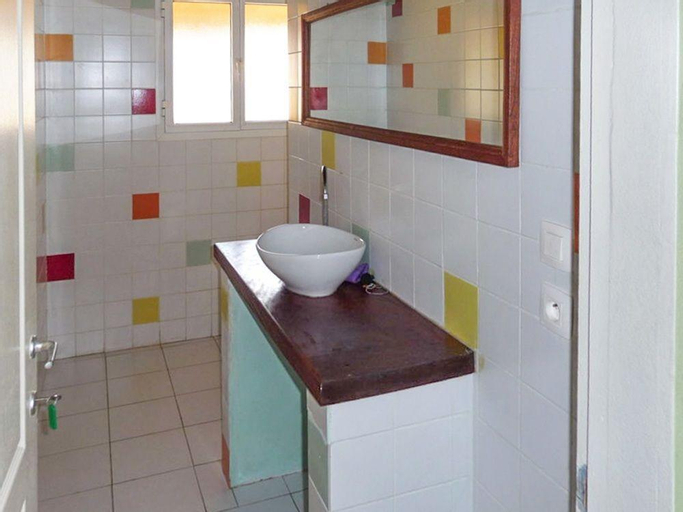 House With 2 Bedrooms in Ziguinchor, With Wonderful sea View and Furni, Oussouye