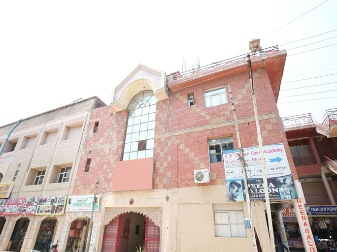 OYO 15710 Hotel Vikrant, Panchkula