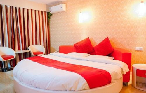 Thank Inn Chain Hotel Jiangsu Nantong Haimen Jiefang East Road, Nantong