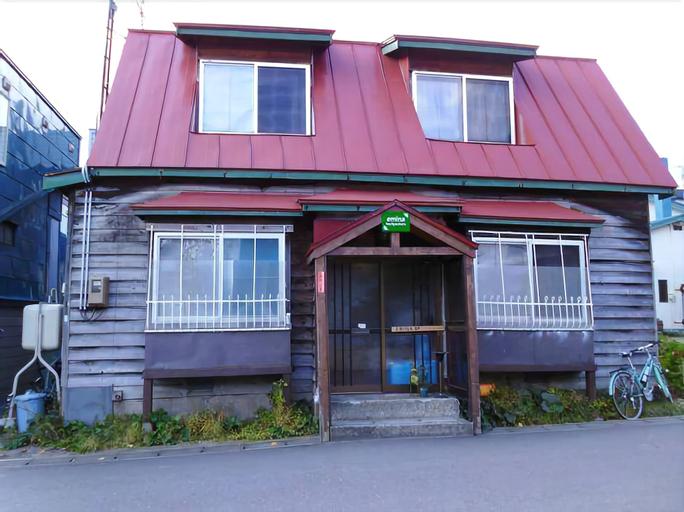 Emina backpackers - Hostel, Otaru