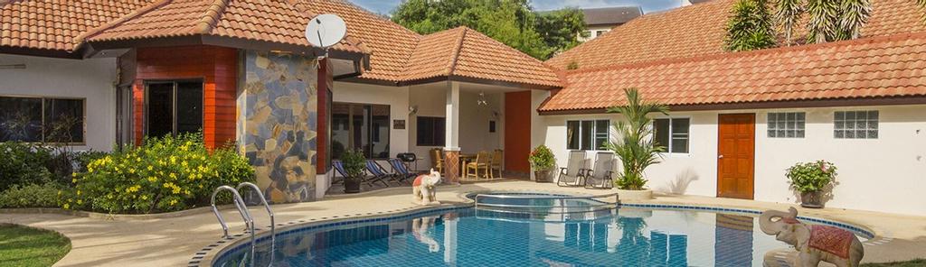 Pattaya Hill, just minutes from the city and beach, Bang Lamung