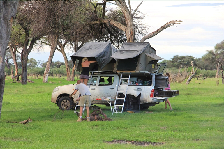 Sedudu Mobile Camp, Chobe