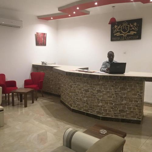 Hotel le capitole, Niamey