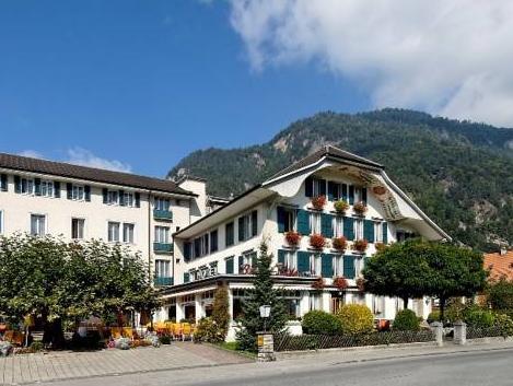 Hotel Beausite Budget, Interlaken