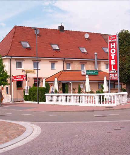 Hotel Restaurant Zum Ochsen, Rastatt