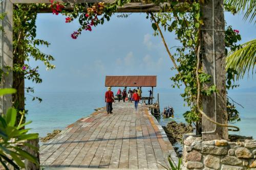 Perfect Villa Pulau Besar, Mersing