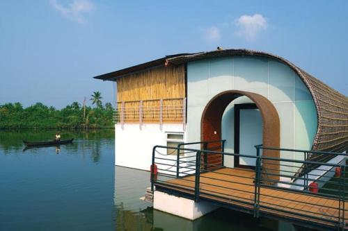 1 BHK Cottage in Kumbalangi, Kochi(9700), by GuestHouser, Ernakulam