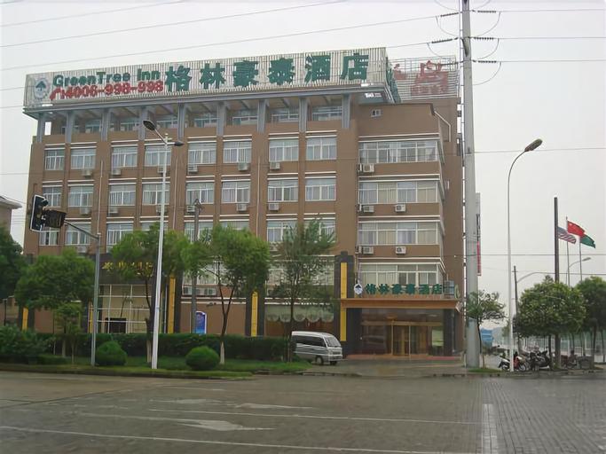 GreenTree Inn Taizhou East Meilan Road University Town Hotel, Taizhou