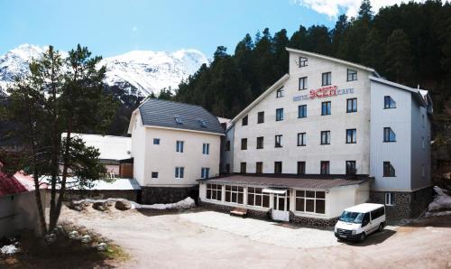 Esen hotel, El'brusskiy rayon