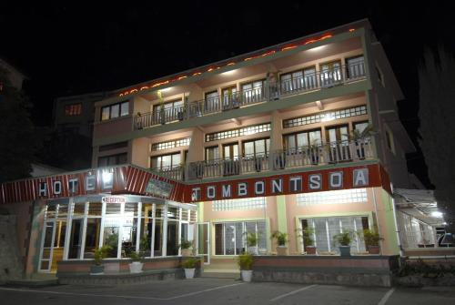 Hotel TOMBONTSOA, Haute matsiatra