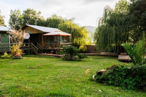 Cabanas y Cerveza artesanal Totta's, Arauco