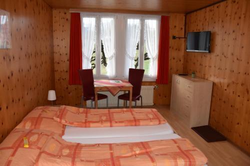Gastehaus Hotel Seeblick, Frutigen