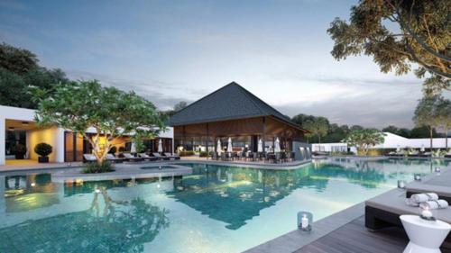 Lux 3BR Resort w Pool@Nadyne Gardens, Hà Đông