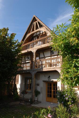 La Cour de Lise, Bas-Rhin