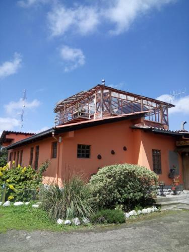 Hosteria Tiopullo, Latacunga