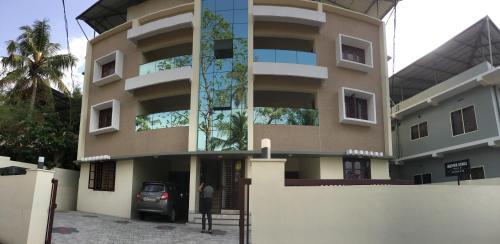 Athrakkattu Enclave, Thiruvananthapuram