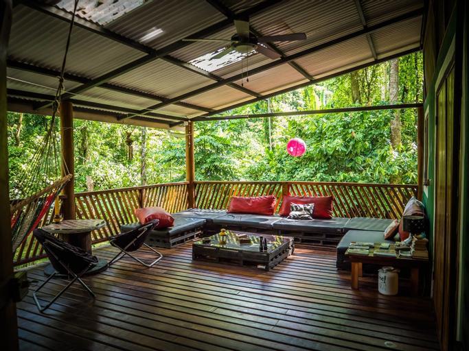 The Green Jungle House, Talamanca