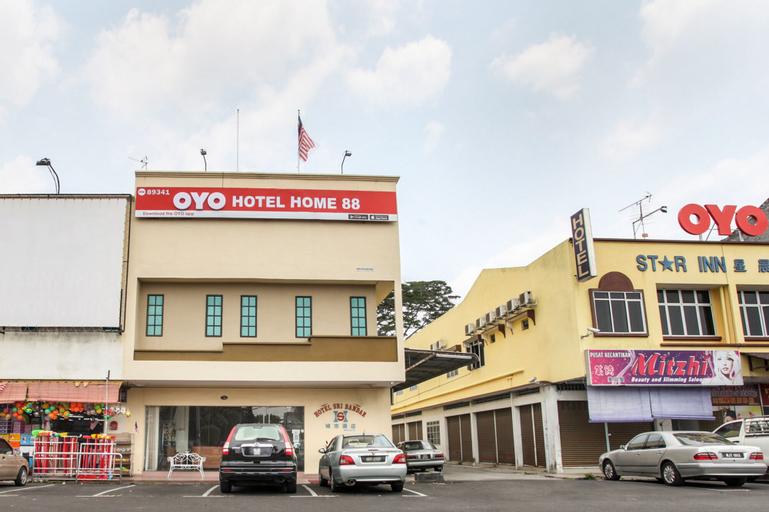 OYO 89341 Hotel Home 88, Hilir Perak