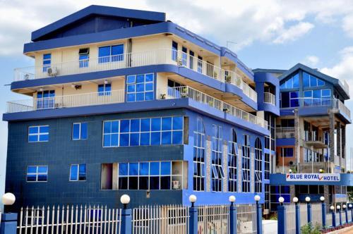 Blue Royal Hotel - Larteh, Akwapim North