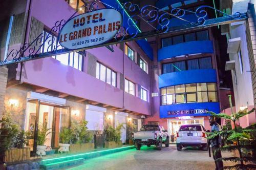 HOTEL LE GRAND PALAIS, Haute matsiatra