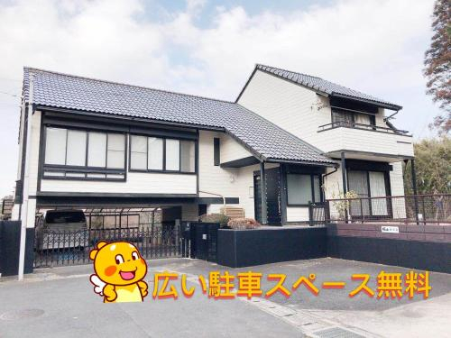 Sakura villa, 7 minutes walk to the station, free pickup、駐車無料, Sakura