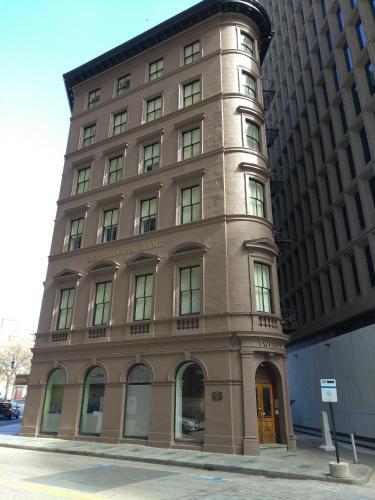 Merchant Bank Building, Providence