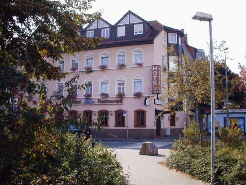 Hotel City Faber, Worms