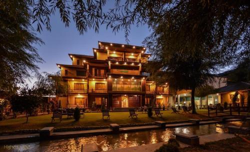 Eden Resorts & Spa,Pahalgam, Anantnag