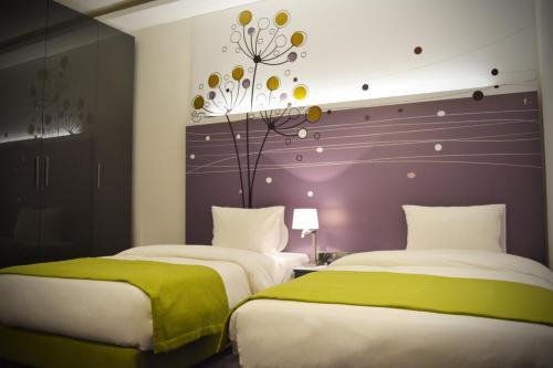 35 Rooms, Arbil