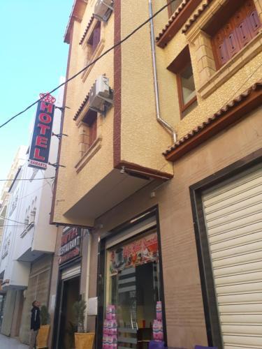 Hotel samarta, El Eulma