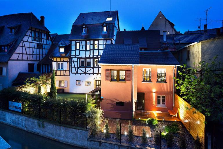 Hotel Le Colombier Suites, Haut-Rhin