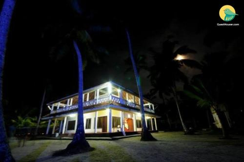 1 BR Cottage in Kumbalangi, Kochi (F988), by GuestHouser, Ernakulam