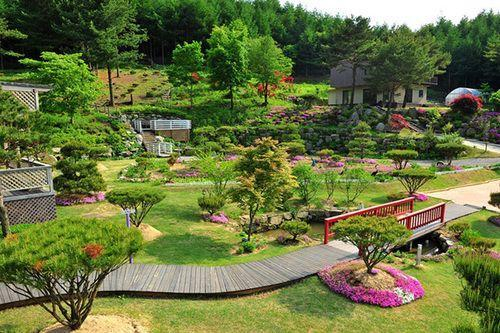 Hoengseong Byeolmuri Pension, Hoengseong