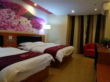 Thank Inn Chain Hotel Zhejiang Huzhou Changxing Town Qingfang City, Huzhou
