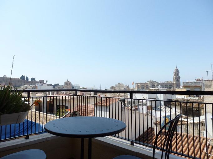 Waterfront Letrán Apartment, Málaga