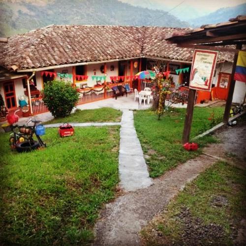 Granja San Isidro, Viterbo