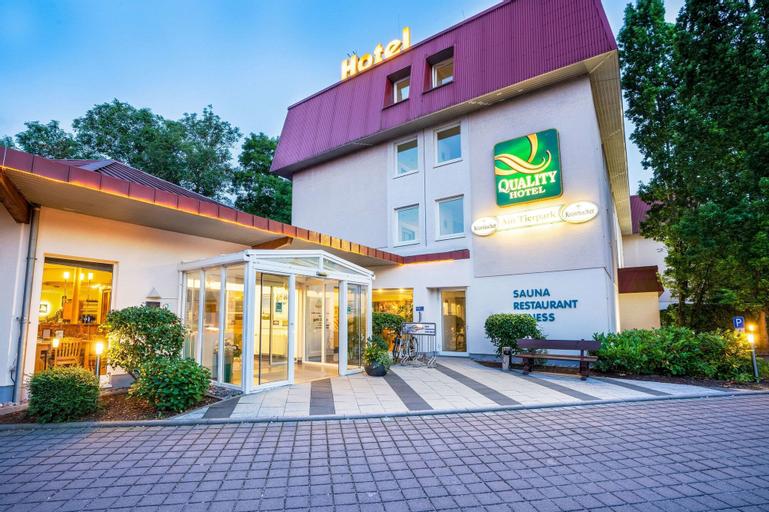 Quality Hotel am Tierpark, Gotha