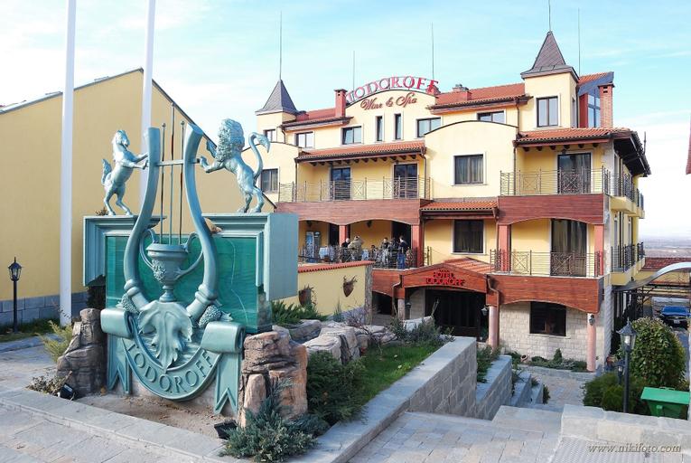 Todoroff Wine Residence, Rodopi