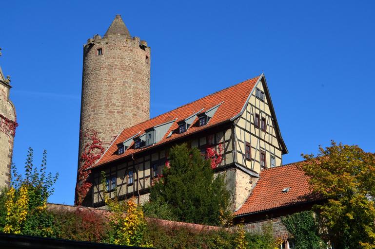 Hinterburg Schlitz Ferienappartements, Vogelsbergkreis