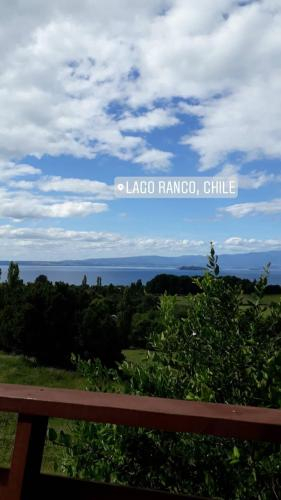 Cabana Vista hermosa, Ranco