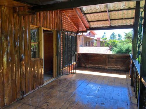La cabana de Fer, Juayúa